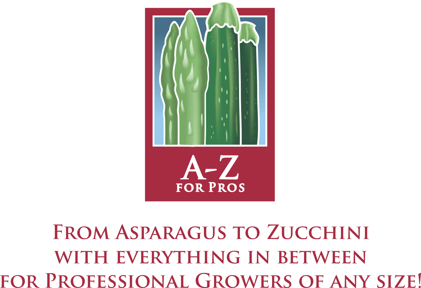 Vegetables Has You Covered From A to Z